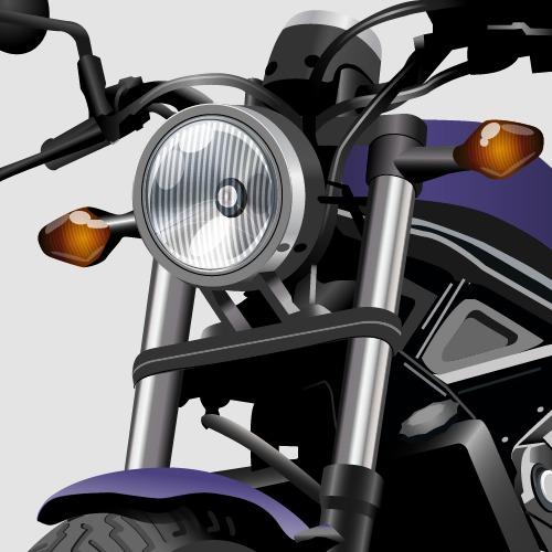 Régler un phare de moto
