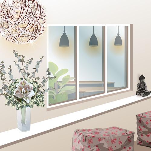 Fabriquer et poser une fenêtre intérieure