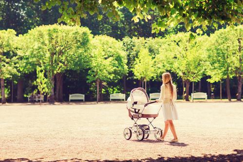 Promener bébé