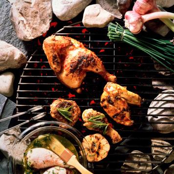Cuire au barbecue
