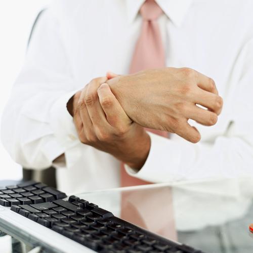 Soulager et guérir une tendinite au poignet