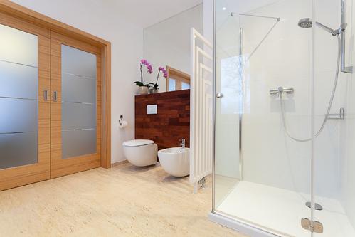 salle de bain douche classique l 39 italienne ou. Black Bedroom Furniture Sets. Home Design Ideas