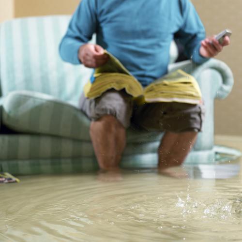 Que faire en cas de dégât des eaux