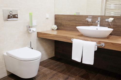 salle de bain wc wc pos ou suspendu. Black Bedroom Furniture Sets. Home Design Ideas
