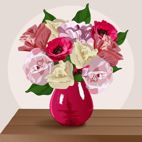 Fabriquer Des Fleurs En Papier Crépon Ooreka