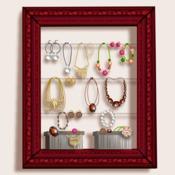 fabriquer un porte bijoux ooreka. Black Bedroom Furniture Sets. Home Design Ideas