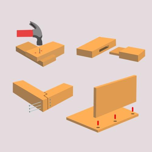Comment assembler du bois