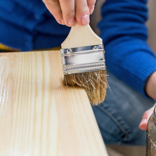 Comment vernir un meuble ooreka - Vernir un meuble peint ...