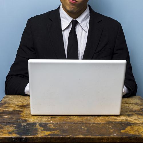 Ouvrir un compte anonyme