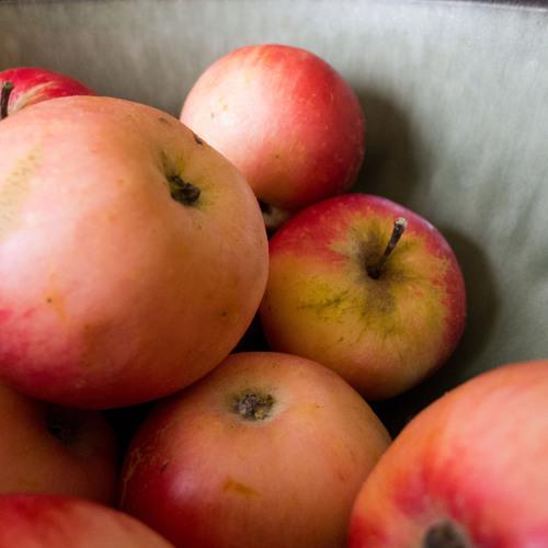 Comment faire mûrir des pommes