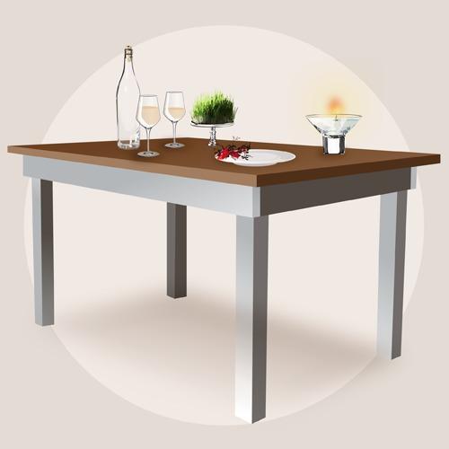 Fabriquer Une Table En Bois