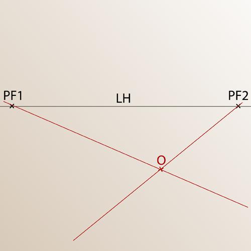 Dessiner une perspective à 2 points de fuite - Ooreka