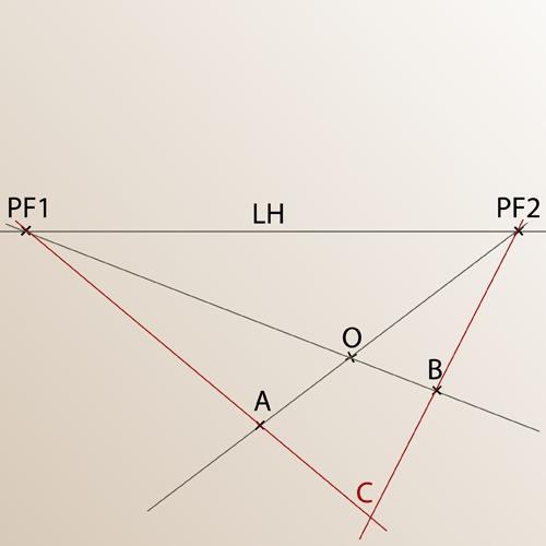 Dessiner une perspective à deux points de fuite - Ooreka