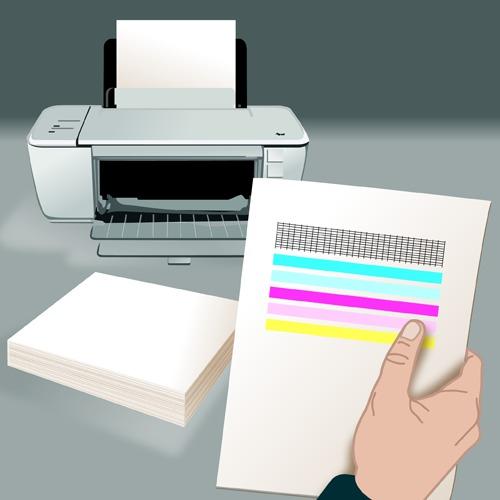 Nettoyer les buses d'une imprimante