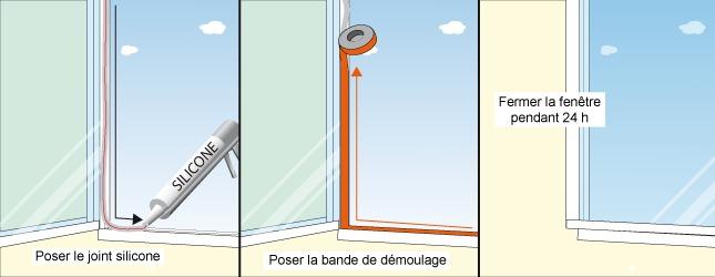 Rénover Le Joint Dune Fenêtre Pvc Ooreka