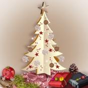 Comment fabriquer un sapin de Noël en carton - Ooreka
