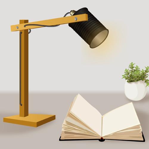 Fabriquer une lampe style industriel