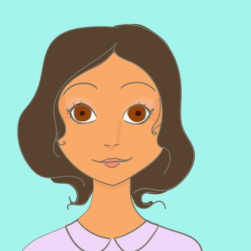 Réaliser un maquillage pour les yeux globuleux