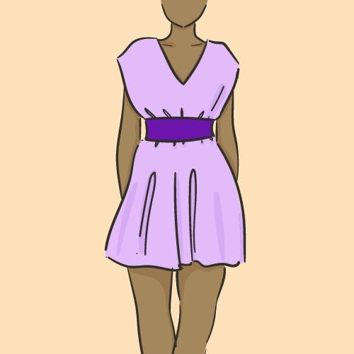 Coudre une robe