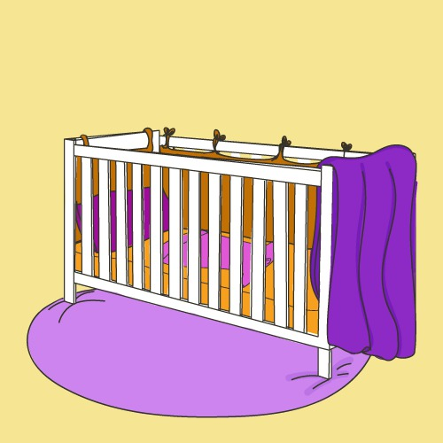 Fabriquer un lit pour bébé