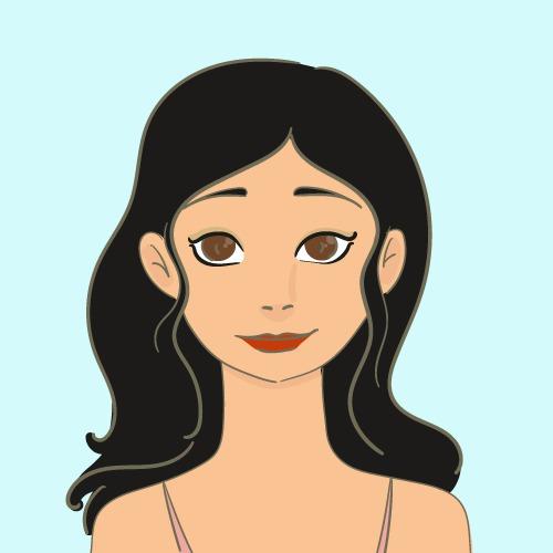 Comment se maquiller quand on est brune ?