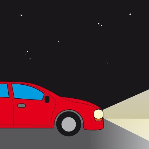 Régler les phares d'une voiture