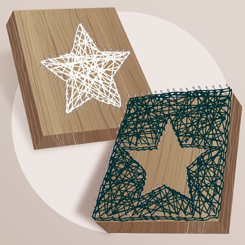 Comment Faire Du String Art Ooreka