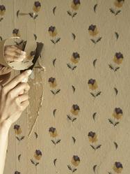 Decoller papier peint guide pratique pour d coller du - Produit pour decoller papier peint ...