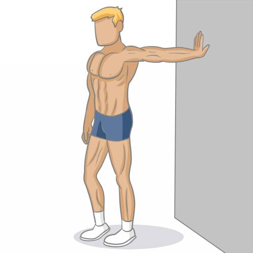 Bien étirer ses bras - Musculation