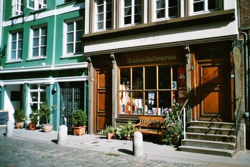 Malin: achetez une boutique pour vous loger!