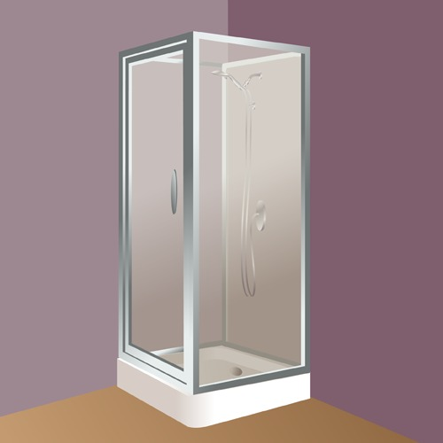 Poser une cabine de douche