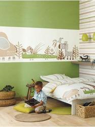 Frise papier peint tout savoir sur les frises papier peint - Decoller papier peint astuce ...