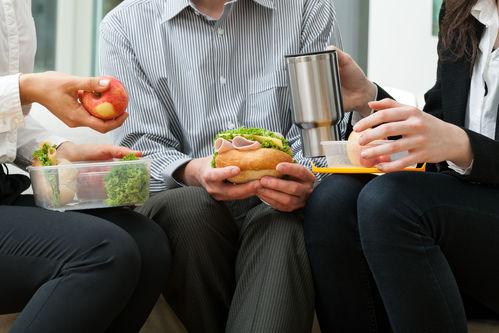 Pause Dejeuner Obligation Et Temps De Pause Ooreka