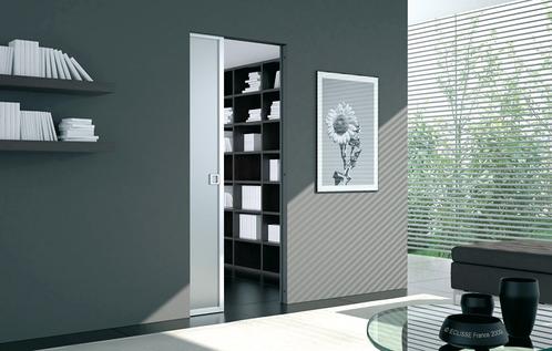 porte int rieur aluminium caract ristiques et prix ooreka. Black Bedroom Furniture Sets. Home Design Ideas