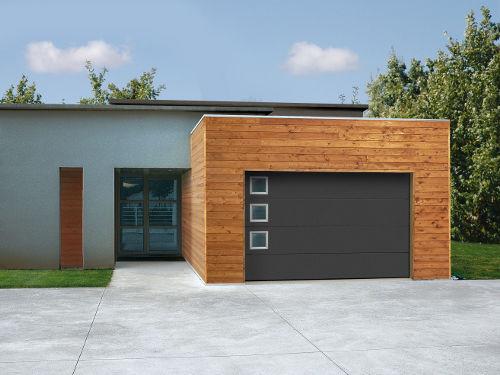 Bardage de garage  matériaux, installation, entretien
