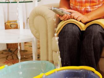 recherche de fuite et d g t des eaux ooreka. Black Bedroom Furniture Sets. Home Design Ideas