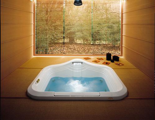 Salle de bain accessoires et meubles de salle de bain - Baignoire encastre ...