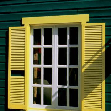 Poser Des Croisillons Sur Ses Fenêtres Fenêtre