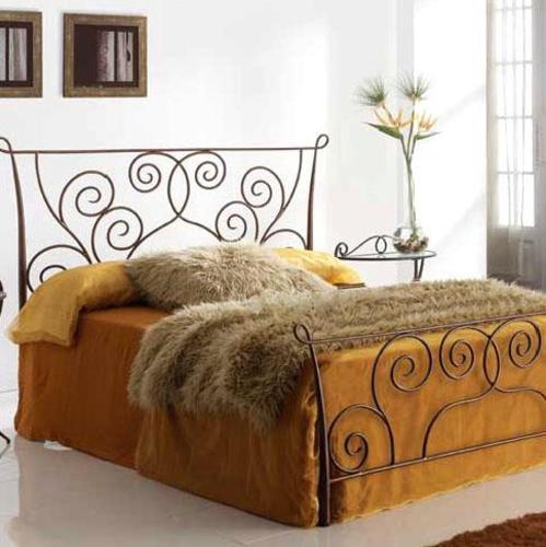 Lit en m tal mod les et prix ooreka for Repeindre un lit en fer forge
