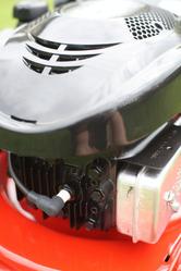 Le moteur tondeuse