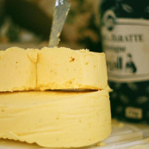 Les matières grasses : l'huile d'olive, le beurre