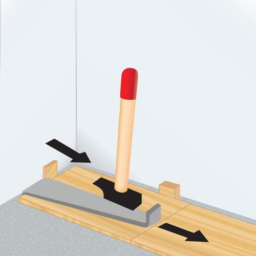 poser du parquet coll parquet. Black Bedroom Furniture Sets. Home Design Ideas