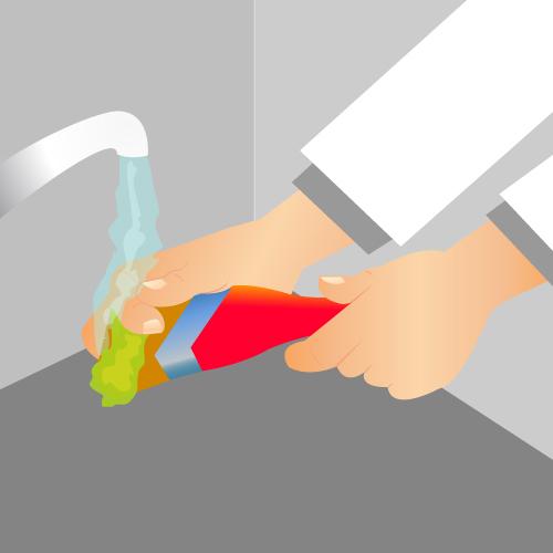 Nettoyez des outils