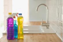 Où ranger les produits ménagers dans sa cuisine