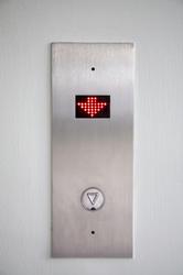 Un ascenseur pour PMR qui n'obéit qu'à la voix !