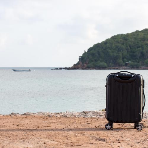 Comment changer une roue de valise