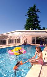Abri de piscine soleil