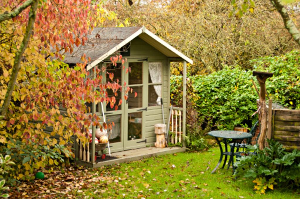 Taxe abri de jardin : quelle fiscalité sur l\'abri de jardin ?