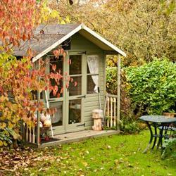 Construction abri de jardin mat riaux et prix for Taxe cabane de jardin