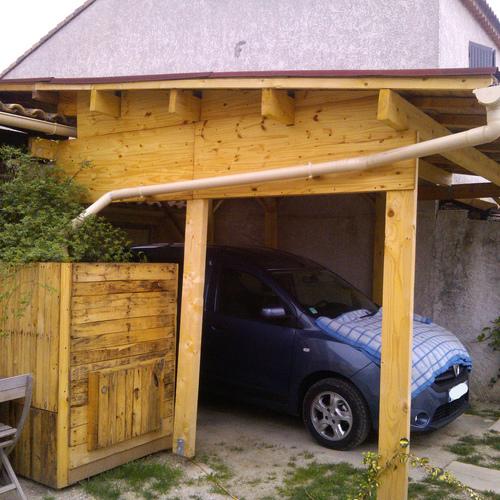 abris garage concept abri with abris garage excellent abri camping car bois abri la romagne. Black Bedroom Furniture Sets. Home Design Ideas